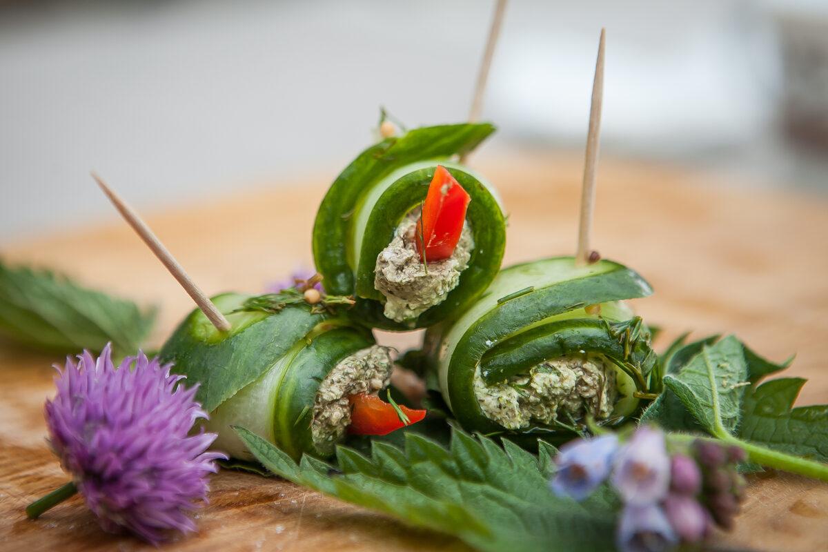 Savvaļas augu virtuve