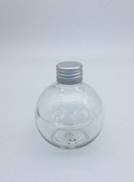 Pudelīte ar skrūvējamu  vāciņu 150 ml